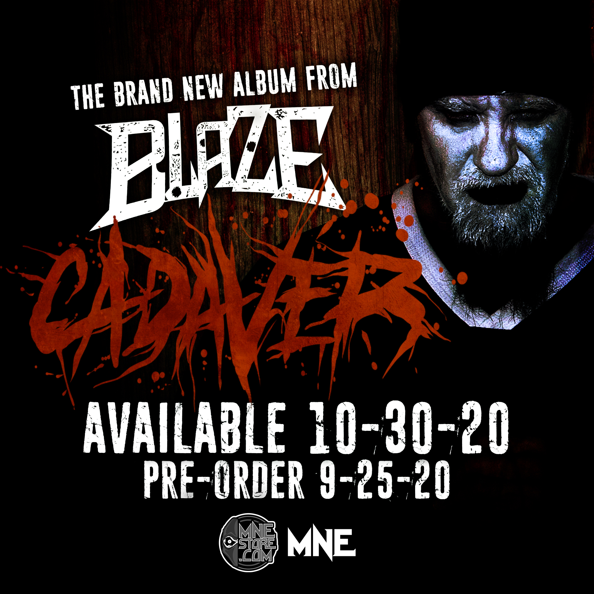 """Mark down October 30, the official release date of Blaze Ya Dead Homie's """"Cadaver""""…  Pre Orders are live now:https://www.mnestore.com/  It's almost time Ninjas!!!… Read More"""