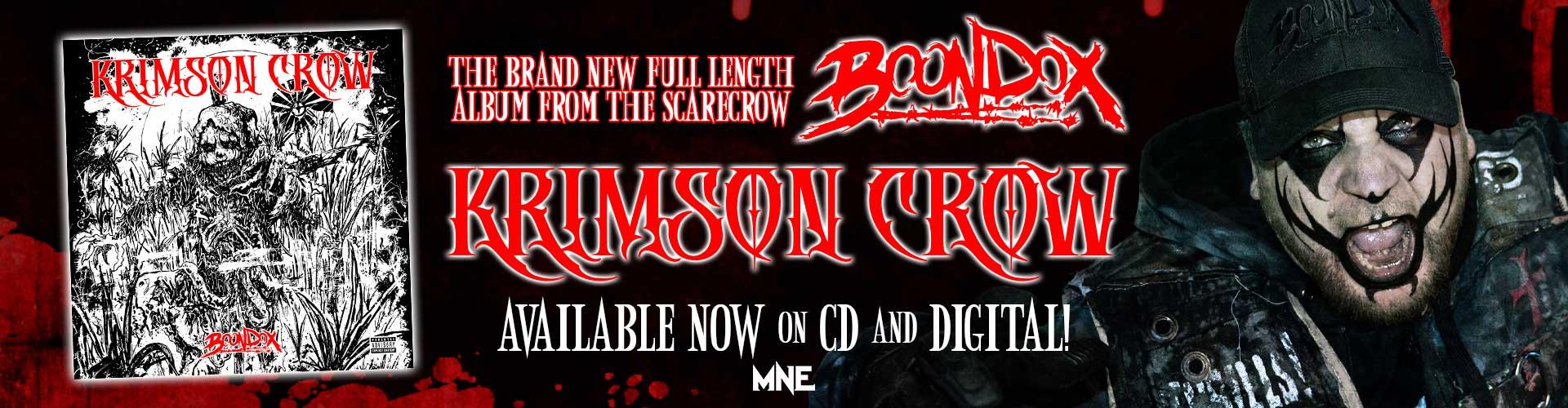 Boondox – Krimson Crow