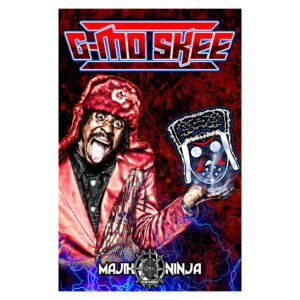 G-Mo Skee A3 Signed Poster