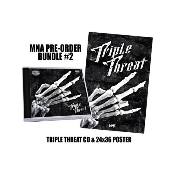 Triple Threat - Bundle #2