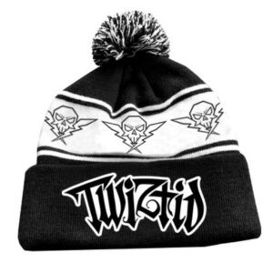 Twiztid Generation Nightmare Logo - Puff Knit Hat