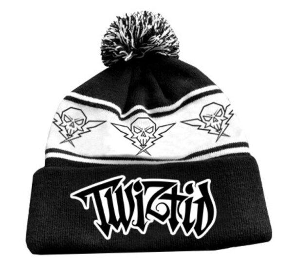 Twiztid Generation Nightmare Logo - Puff Knit Hat