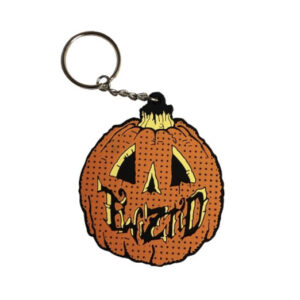 Twiztid Jack-O-Lantern Rubber Keychain