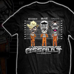 Underground Assault Tour T-Shirt