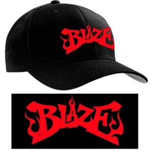 Blaze 2019 Logo Flex Fit