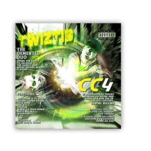 "Twiztid ""Cryptic Collection 4"""