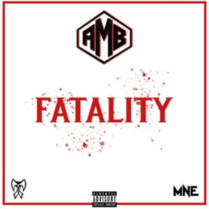 "AMB ""FATALITY EP"" CD"