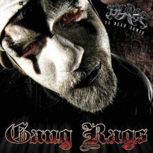 "Blaze Ya Dead Homie ""Gang Rags: 10th Anniversary Edition"" CD"