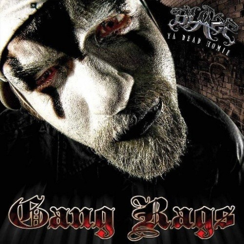 "Blaze Ya Dead Homie ""Gang Rags: 10th Anniversary Edition"" CD"