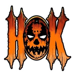 HOK Mask Die Cut Sticker