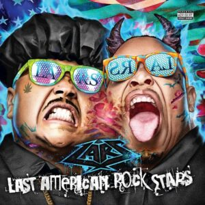 "LARS ""Last American Rock Star"" CD"