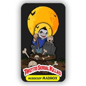 Jamie Madrox GPK Hat Pin