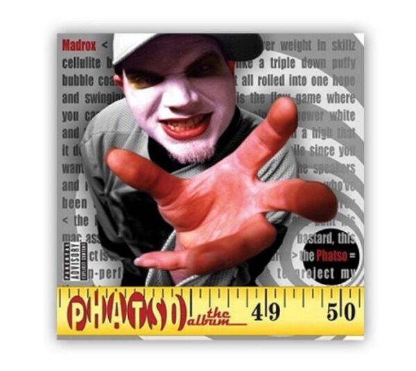 Madrox 'Phatso' OG CD