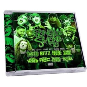 TWIZTID - SONGS TO SMOKE TO CD