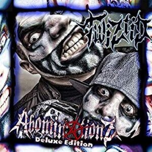 "Twiztid ""Abominationz"" Deluxe Edition CD"