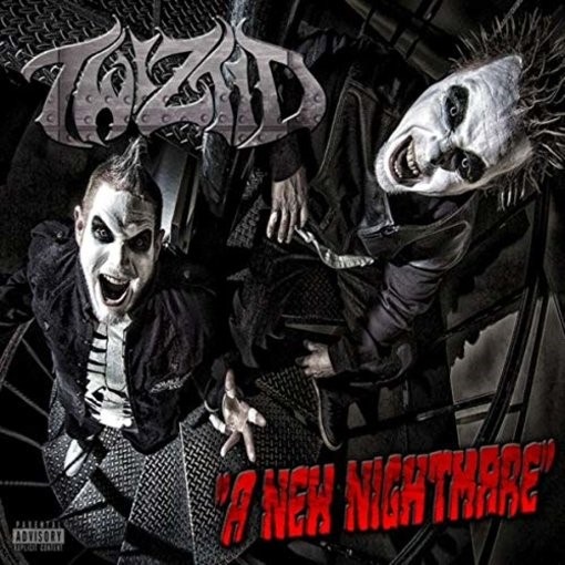 "Twiztid ""A New Nightmare"" 12 Inch Vinyl"